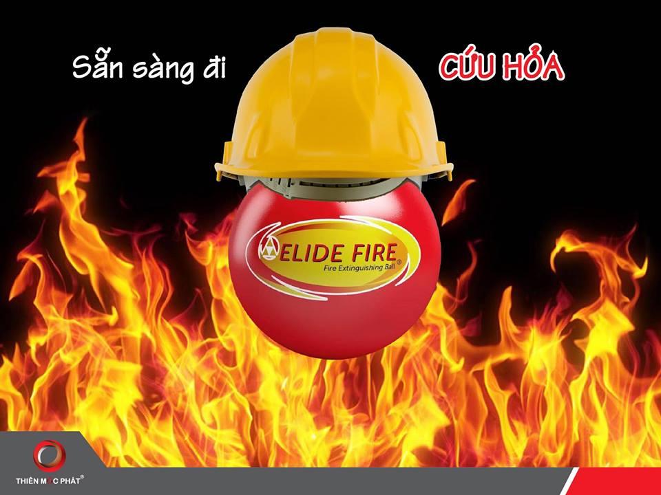 Sẵn sàng đi cứu hỏa