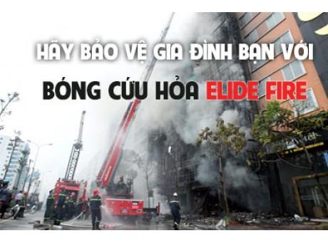 Hãy bảo vệ gia đình bạn với bóng cứu hỏa Elide Fire